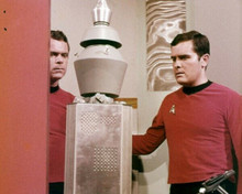 Star Trek 1967 episode The Changeling Nomad on Enterprise 8x10 photo