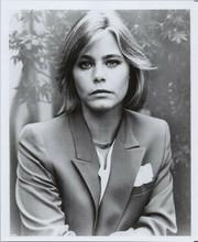 Susan Dey 1970's portrait wearing suit jacket 8x10 photo