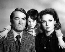 The Omen 1976 Gregory Peck Lee Remick Harvey Stephens 8x10 photo