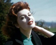 Tina Louise smiling 1950's glamour portrait 8x10 photo