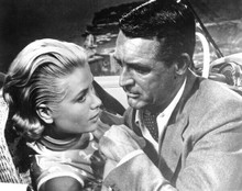 To Catch A Thief leg or breast picnic Cary Grant Grace Kelly 8x10 photo
