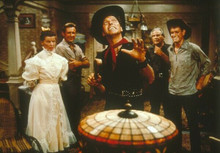 The Rainmaker Burt Lancaster Katharine Hepburn Earl Holliman 8x10 photo