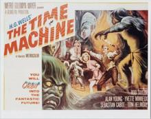 The Time machine Rod Taylor Yvette Mimieux vintage poster artwork 8x10 photo