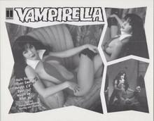 Vampirella comic legend Cathy Christian 1990's era 8x10 photo
