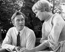 The Sound of Music Christopher Plummer Julie Andrews tender scene 8x10 photo