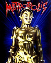 Metropolis by Fritz Lang 24X30 INCH MOVIE POSTER