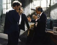 Reservoir Dogs director Quentin Tarantino Steve Buscemi Harvey Keitel 8x10 photo