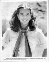 Brooke Shields 1978 8x10 photo smiling portrait Wanda Nevada
