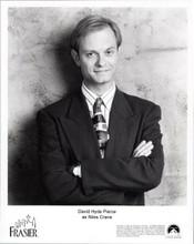 David Hyde Pierce 8x10 photo as Niles Crane on Frasier TV series