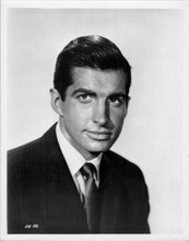George Hamilton 8x10 photo studio portrait in suit 1960's