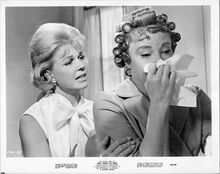That Touch of Mink 8x10 photo Doris Day Audrey Meadows
