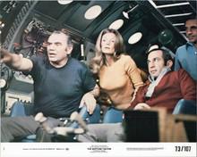 The Neptune Factor 1973 8x10 lobby card Ernest Borgnine Yvette Mimieux