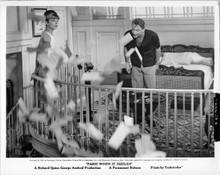 Paris When it Sizzles 8x10 photo William Holden Audrey Hepburn bedroom