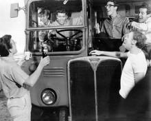 Summer Holiday Cliff Richard The Shadows aboard AEC Regent III London bus 8x10
