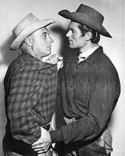 Cheyenne TV series Clint Walker gets tough 8x10 inch photo