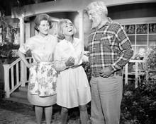 The Doris Day Show Doris Denver Pyle Barbara Pepper season 1 cast 8x10 photo