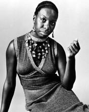 Nina Simone iconic pose 1960's High Priestess of Soul 8x10 inch photo