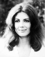 Gayle Hunnicutt smiling 1970's portrait 8x10 inch photo