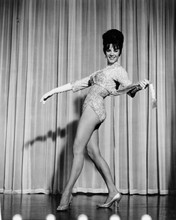Natalie Wood full length leggy pose as stripper Gypsy 8x10 inch photo