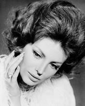 Gayle Hunnicutt studio glamour portrait 1968 Marlowe 8x10 inch photo
