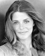 Lindsay Wagner smiling portrait as Jamie Sommers The Bionic Woman 8x10 photo