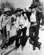 Clint Walker as Cheyenne Will Hutchins Sugarfoot Ty Hardin Bronco 8x10 photo