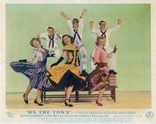 On The Town Sinatra Kelly Munshin Vera-Ellen Ann Miller Betty Garrett 8x10 photo