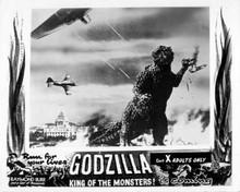 Godzilla King of the Monsters Godzilla wreaks havoc in Tokyo 8x10 photo