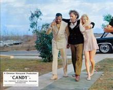 Candy 1968 movie Richard Burton Ewa Aulin Sugar Ray Robinson 8x10 inch photo