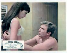 Charlie Bubbles 8x10 inch photo Albert Finney removes Liza Minnelli's bra