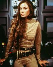 Jane Seymour as Serina news reporter Battlestar Galactica TV 8x10 inch photo