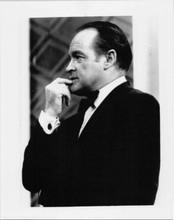 Bob Hope 8x10 press photo in tuxedo looking to side in profile circa 1970's