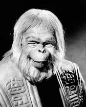 Planet of the Apes 1968 Maurice Evans as the wise Dr. Zaius 8x10 inch photo
