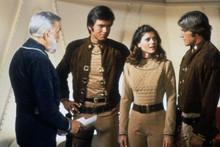 Battlestar Galactica 1980 Lorne Greene Kent McCord Barry Van Dyke Robyn Douglass