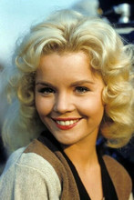 Tuesday Weld lovely smiling pose c. early 1960's 4x6 inch photo
