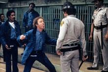 Stir Crazy Richard Pryor Gene Wilder sticks tongue out at prison guard 4x6 photo