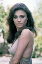 Jacqueline Bisset beautiful 1960's portrait looking to side 4x6 inch photo