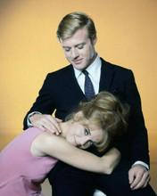 Barefoot in the Park 1967 Jane Fonda Robert Redford as Corie & Paul 8x10 photo