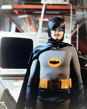 Batman 1966 TV Adam West as caped crusader by Spectrascope 8x10 inch photo