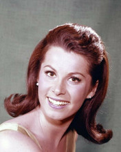 Stefanie Powers smiling portrait The Girl From UNCLE era 8x10 inch photo