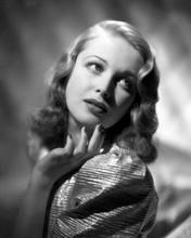 Veronica Lake beautiful studio portrait 1940's glances over shoulder 8x10 photo
