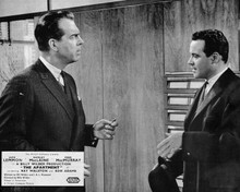 The Apartment Jack Lemmon returns key to Fred MacMurray 8x10 inch photo