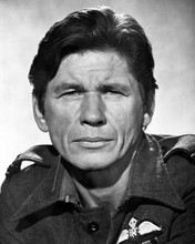 The Great Escape Charles Bronson portrait as Danny the tunnel king 8x10 photo