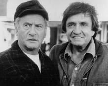 The Pride of Jesse Hallam 1981 TV movie Eli Wallach Johnny Cash 8x10 inch photo