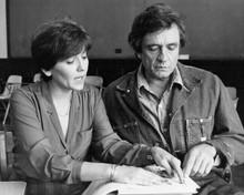 Pride of Jesse Hallam 1981 Brenda Vaccaro teaches Johnny Cash to read 8x10 photo