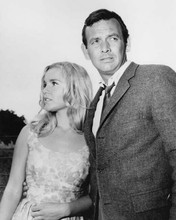 The Fugitive Dark Corner 1964 episode Tuesday Weld David Janssen 8x10 inch photo