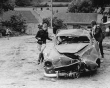Weekend 1967 Jean-Luc Godard Jean Yanne Mireille Darc Simca Coupe de Ville 8x10