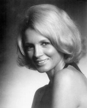 Angie Dickinson smiling 1974 studio glamour portrait Police Woman 8x10 photo