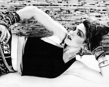 Madonna 1985 publicity portrait Like A Virgin era 8x10 inch photo