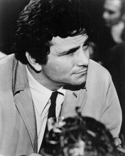 Columbo Murder By The Book 1971 Peter Falk as the Lieutenant 8x10 inch photo